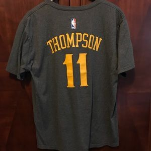best sneakers 0980b e33db Klay Thompson Chinese New Year Shirt